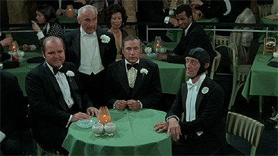 Watching Ebert Silent Movie Brooks 1976 The Password Is Swordfish